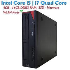 Fujitsu Esprimo E420 SFF Core i5|i7 4-16GB RAM 128GB|256GB|512GB SSD Office PC