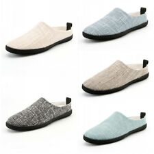 Big Size Men Outdoor Casual Slip On Loafer Mule Slipper Driving Moccasin Shoes B