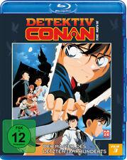 Detektiv Conan - 3.Film: Der Magier des letzten Jahrhunderts - Blu-Ray - NEU
