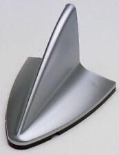 Radio del coche Gps Antena Dummy de plata decorativa Shark Fin Mock Fake