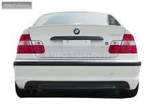 BMW E46 3 Series M Sport Diffuser mt2 tech rear bumper lower spoiler M-Sport mt