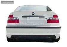 BMW E46 3 Series M Sport Diffuser mt2 tech rear bumper lower spoiler M-Sport mt