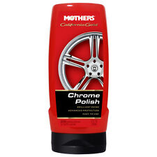 Mothers California Gold CHROME POLISH Brilliant Shine • Advanced Protection HQ