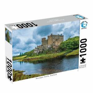 1000 Piece Jigsaw Puzzle - Dunvegan Castle, Scotland