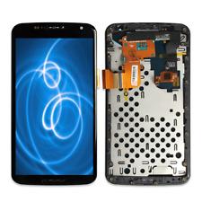 Touch Screen Digitizer LCD Frame OEM For Motorola Google Nexus 6 XT1100 XT1103