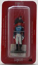 Figurine Del Prado Officier Régiment Hesse-Darmstadt 1812 Empire Lead Soldier