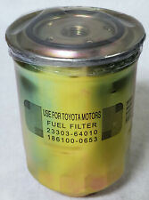 New Promatch Fuel Filter 2I5007, Toyota Motors Diesel Forklift, 23303-64010