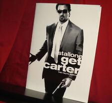 Mint 'Get Carter' Press Kit + Photos - Sylvester Stallone, Caine + Rourke
