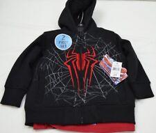 Y Marvel talla Sin Sudaderas Spider Con Más Man 4 Capucha Roja wp5IfqA