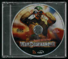 WAR COMMANDER <RANGERS LEAD THE WAY!> PC CD