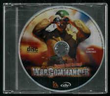 WAR COMMANDER <RANGERS LEAD THE WAY!> PC CD