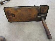 1955 Ford Town Sedan Fairlane Y block engine motor valley panel panel rat rod