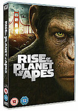 Rise Of The Planet Of The Apes (DVD, 2012)
