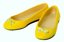 Sekiguchi Yellow Ballet Shoes for momoko in US