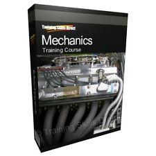 Learn Mechanic Mechanics Auto Tools Car Training Course Manual Guide