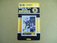 2013-14 Panini Boston Bruins Team Set 14 cards Brand New