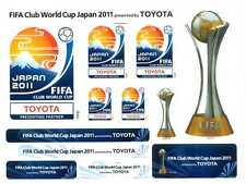 Aufkleber FIFA Club WorldCup Japan 2011 TOYOTA  DFB Nationalmannschaft UEFA EM