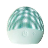 1X(Usb Facial Cleansing Brush Sonic Vibration Mini Face Cleaner Silicone Deep 1G