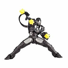 New Revoltech Rivol-Mini RM-006 Iron Man 2 War Machine Action Figure Japan