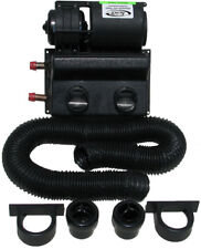 UNIVERSAL STREET ROD HEATER SYSTEM REMOTE VENTS