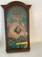 Vintage 1975 Mattel Big Bat Baseball Game
