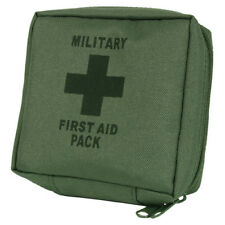 Military First Aid Kit Medical Pouch Hiking Camping Survival Bushcraft Olive OD