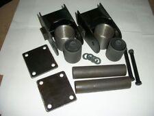 Mk1 Mk2 Escort engine chassis mount kit, Ford Pinto X-flow OHC OHV BDA EP-18