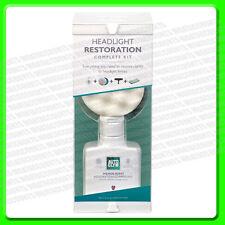 Autoglym Headlight Restoration Restorer Cleaning Kit [HRSKIT]