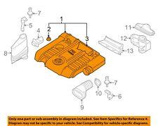 VW VOLKSWAGEN OEM 2009 Eos Engine-Air Cleaner Filter Element 06F133837AH