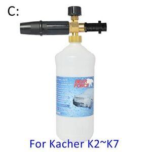 Pulvérisateur de mousse de savon à haute pression/générateur de mousse/arme de