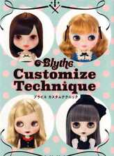 Blythe Customize Technique Book - Japanese Craft Book