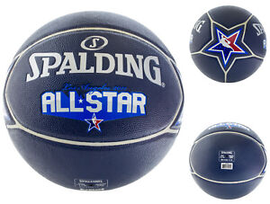 Spalding NBA LA 2011 All-Star composite leather Basketball Official Size