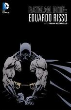 Batman Noir - Eduardo Risso by Eduardo Risso and Brian Azzarello (2013, Hardcove