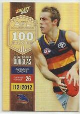 2013 AFL SELECT CHAMPIONS MILESTONE GAME MG01 Richard Douglas Adelaide CROWS