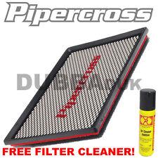 AUDI A3 2012 - 8 V Inc S3 + TFSI + Kit de Filtro de aire TDI Pipercross Panel K&n