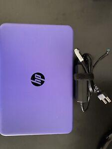 "HP Stream 14-ax020wm 14"" (32GB, Intel Celeron, 1.60GHz, 4GB) Notebook/Laptop..."