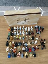 lego star wars minifigures Including Storm Troopers Jedi And More