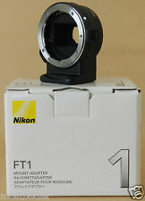Nikon FT1 F-Mount Adapter FT-1 for Nikon V1 and J1 Cameras from Japan