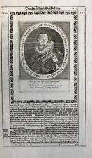 Herzog Karl Emanuel I. Savoia Savigliano degli armamenti superiore Italia Mantova collo
