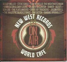 WXPN World Cafe STEVE EARLE Tom Morello FLATLANDERS Delbert McClinton MARC RIBOT