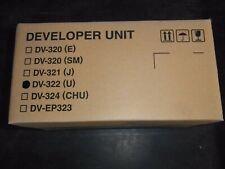 NEW/Genuine Kyocera DV-322 (U) DV322U 302F993030 FS-4000D FS-3900D FS-2000D