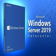 Windows Server Datacenter 2019 Key 32 64 bit Genuine License Product Code