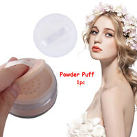 Makeup  Portable Soft Cosmetic Puff Loose Powder Puff  Beauty Tools Sponge pads