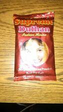 150g Supreme Dulhan Indian Henna powder Sojat Marwad No1- black,brown,red no tax