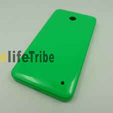 New Housing Battery Back Cover Door Case with Side Buttom for Nokia Lumia 630