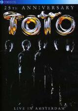 TOTO LIVE IN AMSTERDAM 2003 ROCK MUSIC ALBUM DVD NEW REGION 2