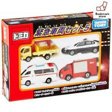 Takara Tomy New Tomica emergency vehicle set 5 F/S