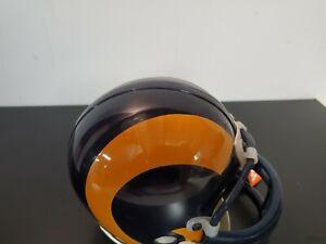 1995 LA/STL Rams Riddell Mini Helmet, size 3-5/8