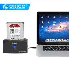"ORICO 8TB 2.5"" 3.5"" USB3.0 to SATA Hard Drive Docking Station For HDD SSD 5Gbps"