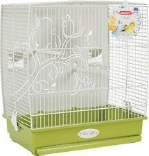 Zolux-cage arabesque Adele 40cm avec fond Olive